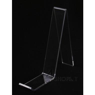 Porta borse plexiglass trasparente grande