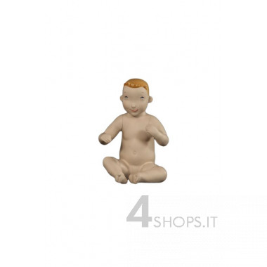 Manichino bimbo 9 mesi Precociusbabe seduto - Fronte