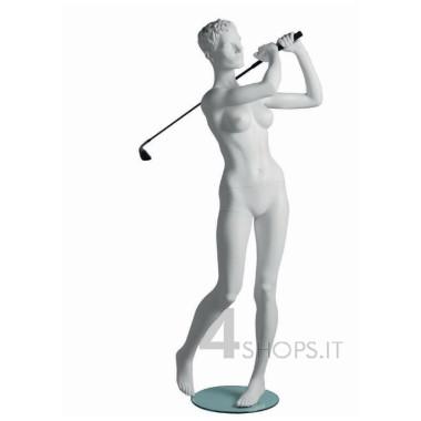 Manichino donna Golf Vanessa