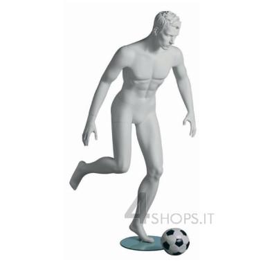 Manichino uomo Calcio Kevin