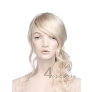 Parrucca donna bionda lunga
