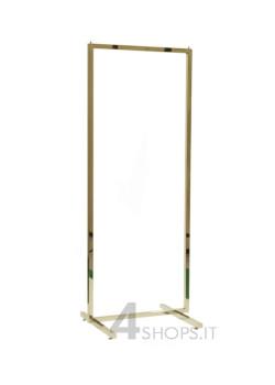 Stender cromato porta confezioni cm.60