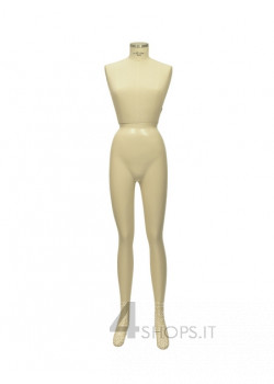 Busto Donna per silhouette Tailor's