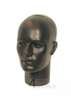 Testa Uomo nera/bianca