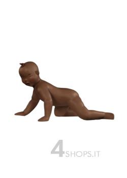 Manichino bimbo 9 mesi Precociousbabe gattoni - Profilo sx