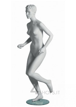 Manichino donna Corsa Vanessa