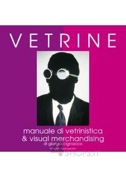 """Manuale di vetrinistica """"Vetrine"""" di Giorgio Cignacco"""